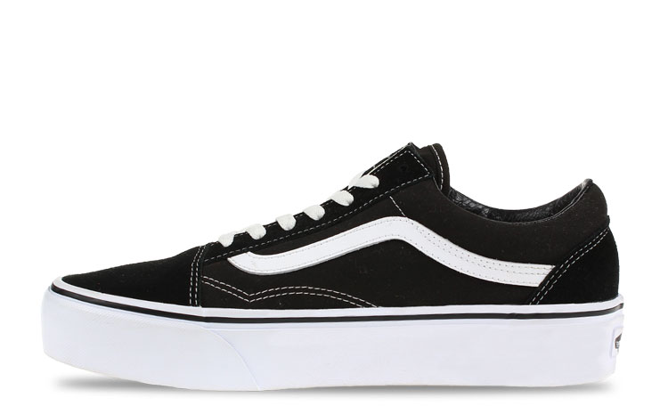 vans old skool dames hoge zool