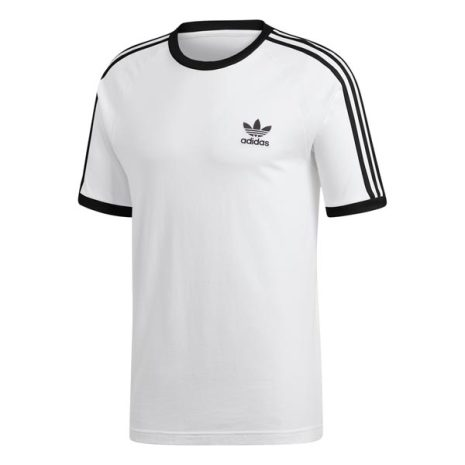 adidas 3-Stripes Tee Wit Heren