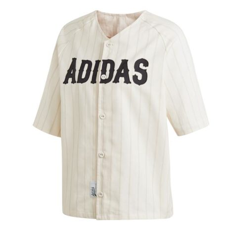 adidas Baseball T-Shirt Wit Dames