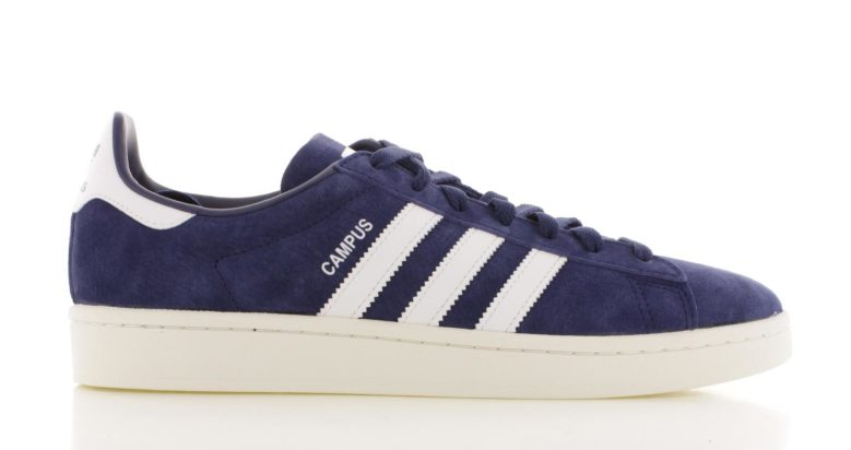 68a17f56675 adidas Campus Donkerblauw | BZ0086 | Sneakers.nl