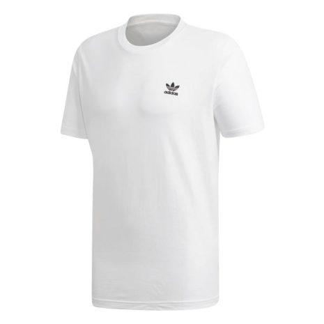 adidas Essemtial T-shirt Wit Heren