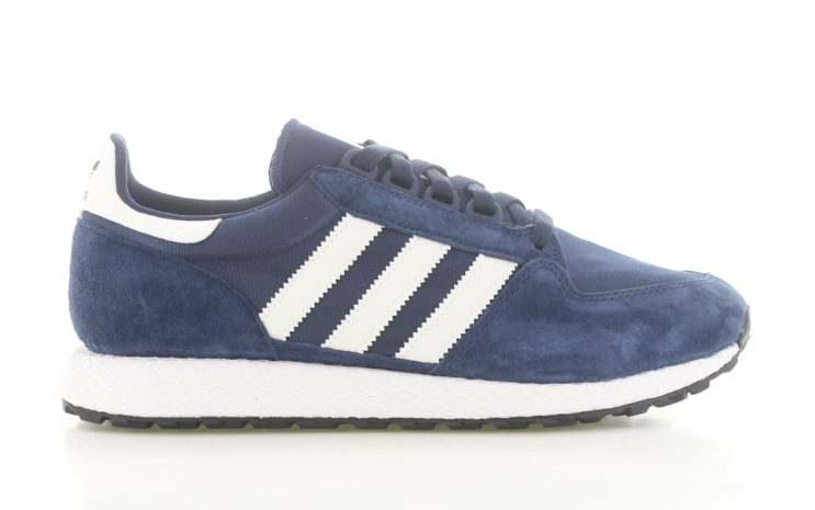 adidas Forest Grove Blauw Heren