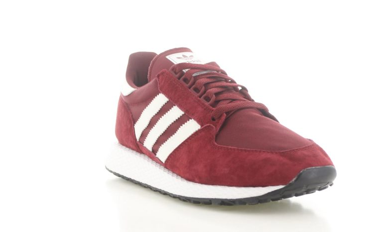 adidas Forest Grove Rood Heren
