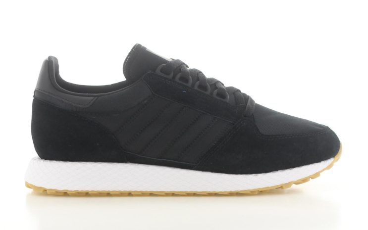 adidas Forest Grove Zwart Heren