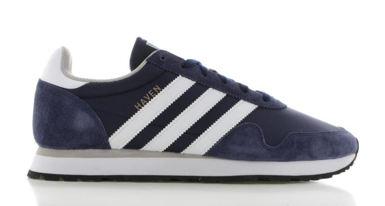 adidas Haven Blauw Heren