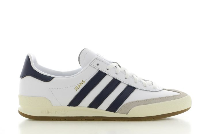 online store f5bdc 412cf adidas Jeans Wit Heren