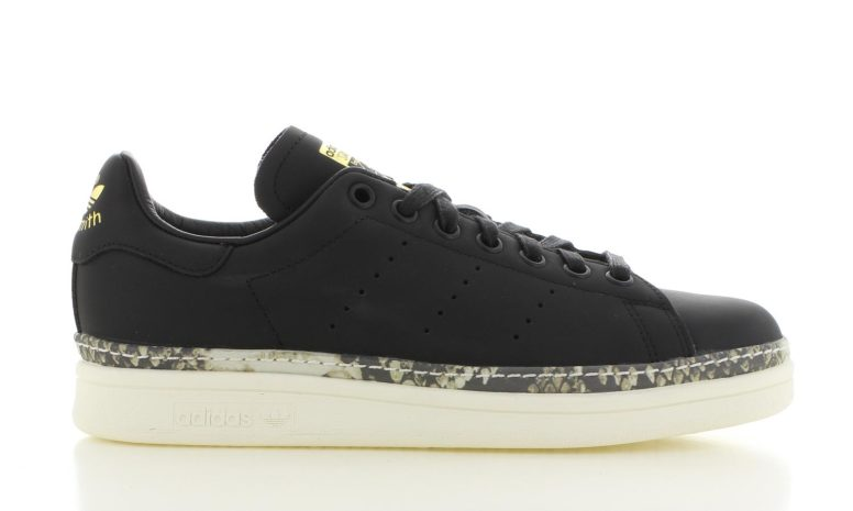 2ad08e12b3a adidas Stan Smith New Bold Zwart Dames | BD8053 | Sneakers.nl
