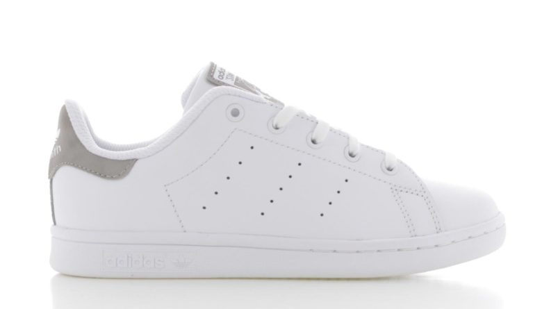21a42d92067 adidas Stan Smith Wit/Grijs Kinderen | DB1198 | Sneakers.nl