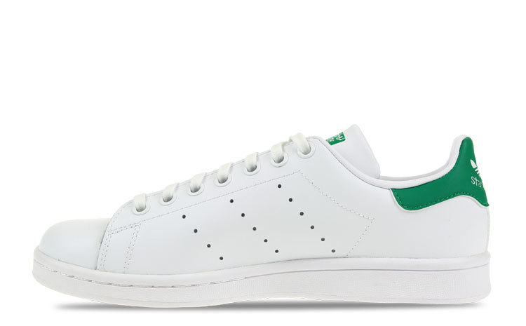 b3bde7587ac adidas Stan Smith Wit/Groen Heren | M20324 | Sneakers.nl