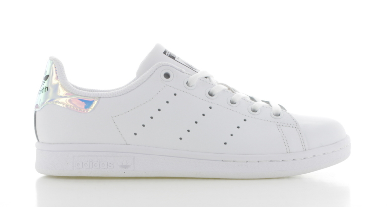 adidas Stan Smith Wit Holographic Dames
