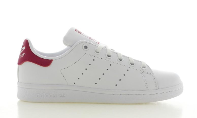 adidas Stan Smith Wit/Roze