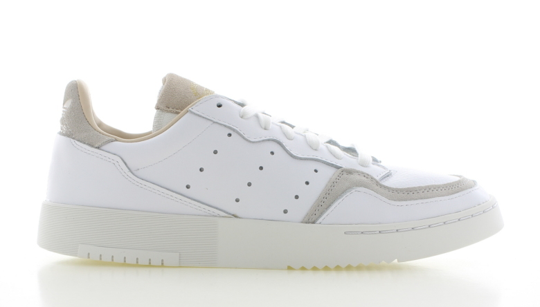 adidas Supercourt Wit/Beige Heren