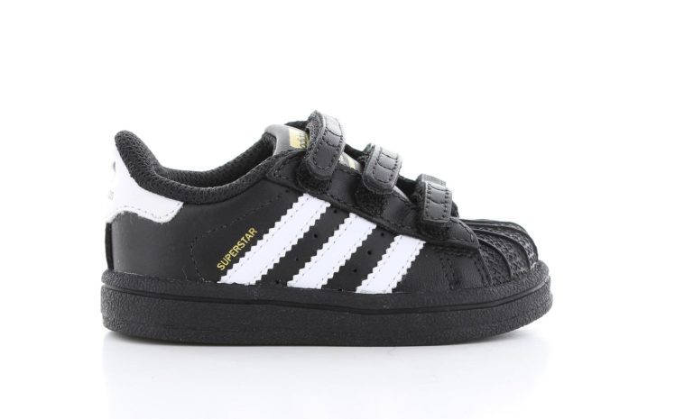 adidas Superstar Core Zwart Peuters