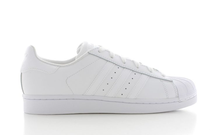 03d4e06716b adidas Superstar Foundation Wit | B23641 | Sneakers.nl
