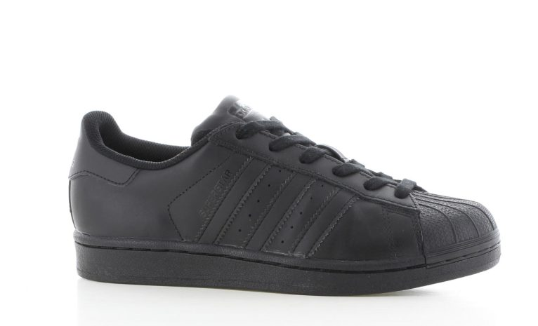 adidas Superstar Foundation Zwart