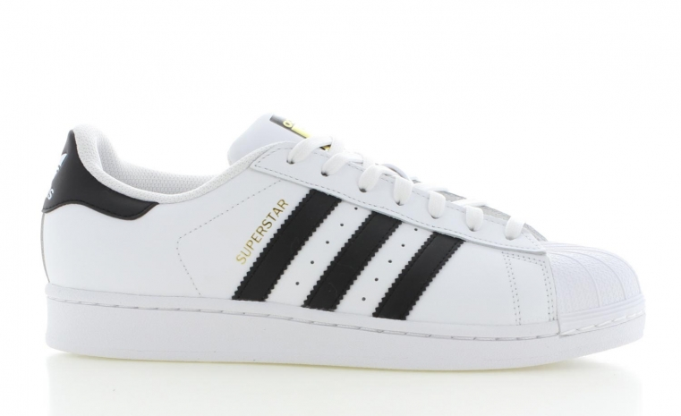 adidas Superstar Wit/Zwart Heren
