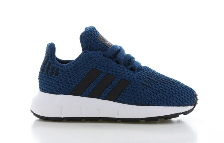 adidas Swift Run Blauw Peuters