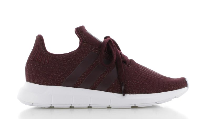 adidas Swift Run Bordeaux Dames
