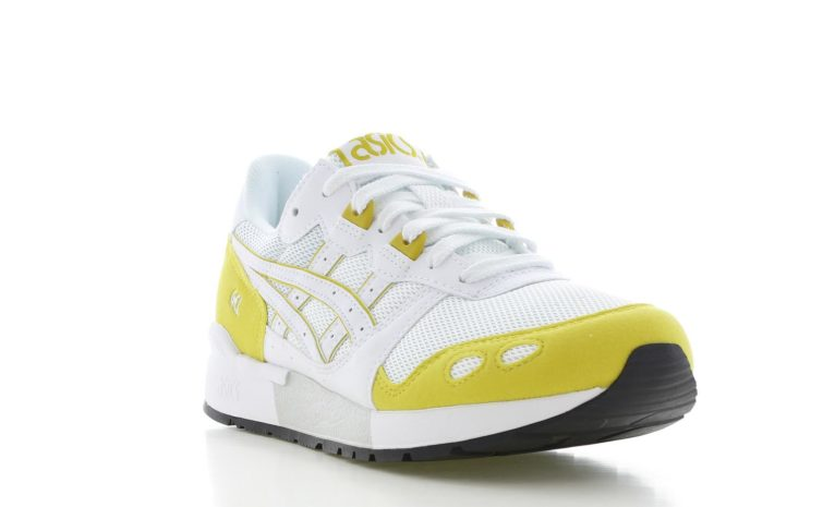a1a92f01c01 ASICS Gel-Lyte Wit/Geel Heren | 1191A092-103 | Sneakers.nl