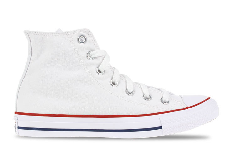 Converse All Star Hi White Dames