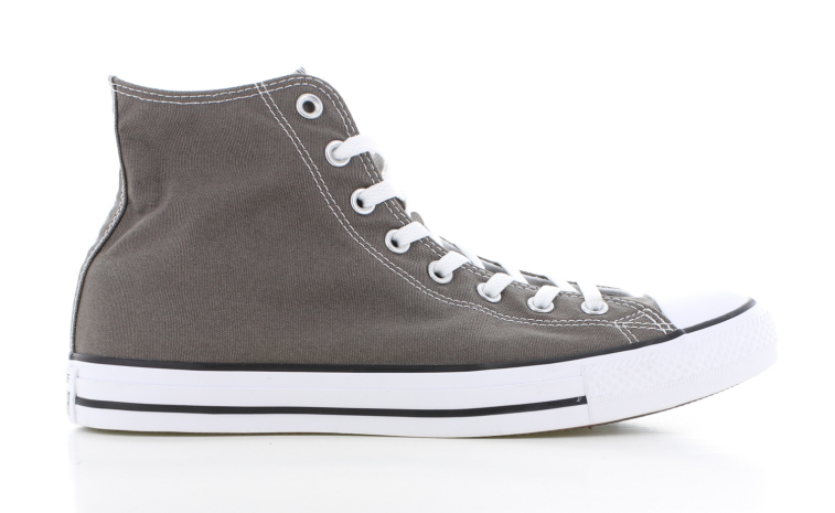 Converse All Star High Charcoal Grijs Heren