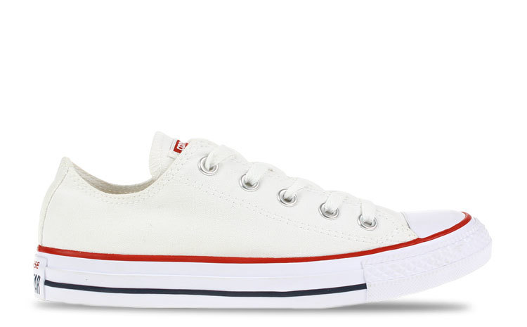 7437356eebb Converse All Star Low OX Wit Dames | Shop online bij Sneakers.nl
