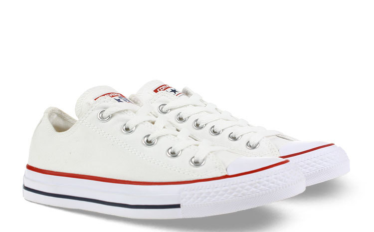 1ff404161a7 Converse All Star Low OX Wit Dames | Shop online bij Sneakers.nl