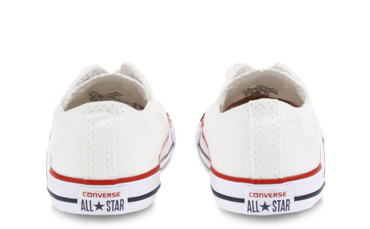 Converse All Star OX Low Wit Peuters