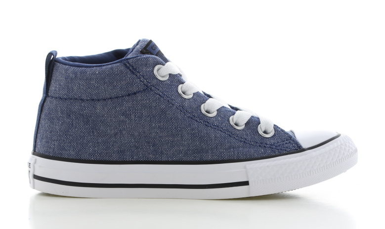 Converse Chuck Taylor All Star Mid Blauw Kinderen