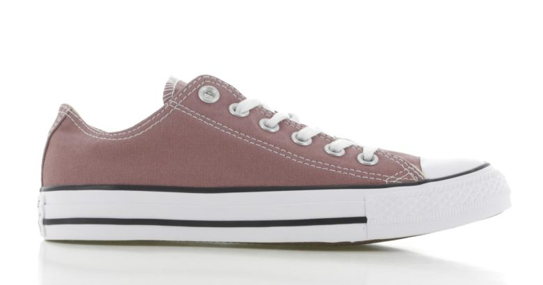 Converse Chuck Taylor All Star Ox Bordeaux Dames
