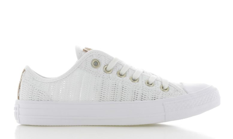 94fe5d262ab Converse Chuck Taylor All Star Ox Wit Dames | Sneakers.nl