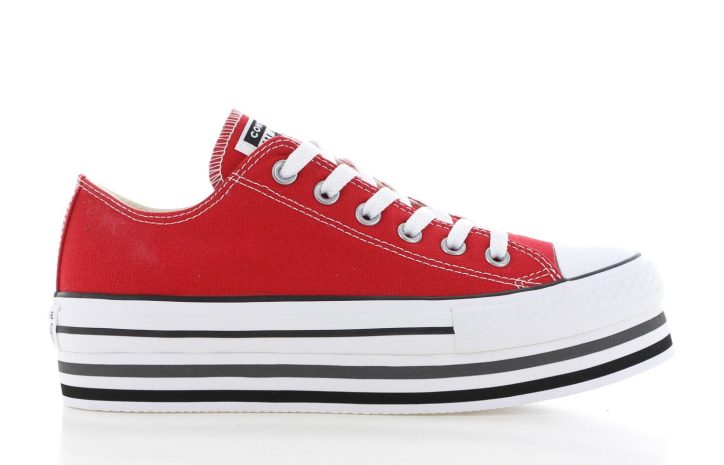 Converse Chuck Taylor All Star Rood Dames