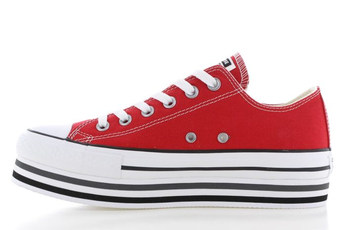 239e99417b1 Chuck Taylor All Star Rood Dames | 563972C | Sneakers.nl