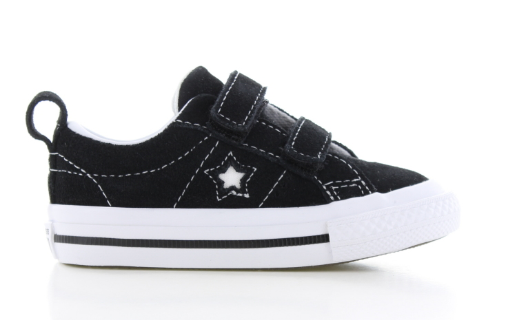 Converse One Star 2V OX Zwart
