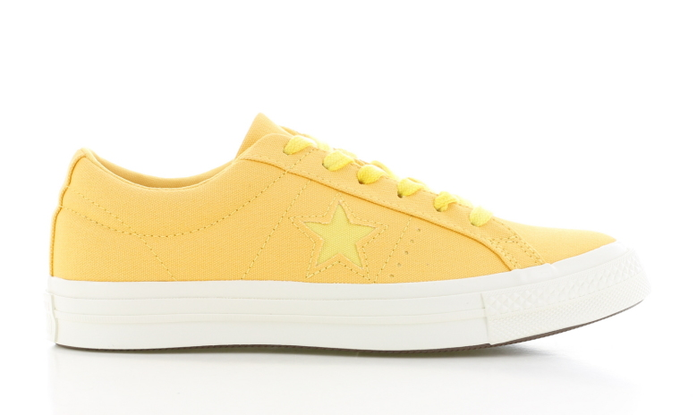 Converse One Star Ox Geel Dames