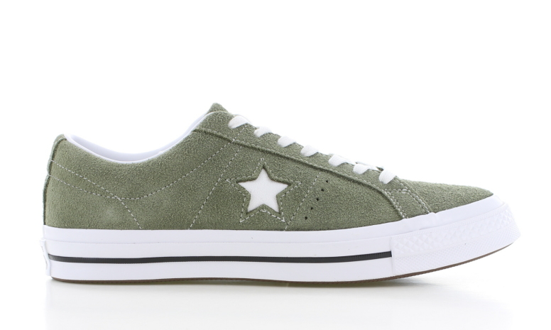 Converse One Star Ox Groen Heren