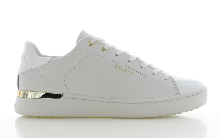 Cruyff Embossed C Wit Dames