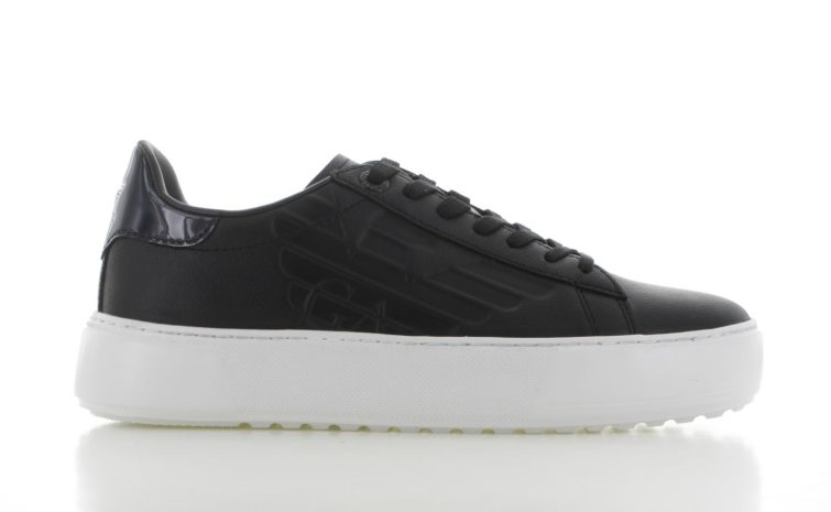 Emporio Armani Classic U Fashion Low Zwart Dames