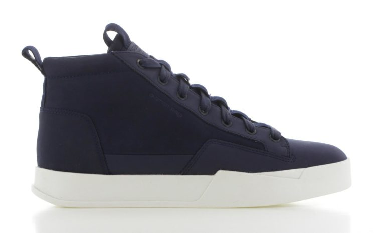 G-Star RAW Rackam Core Mid Blauw Heren