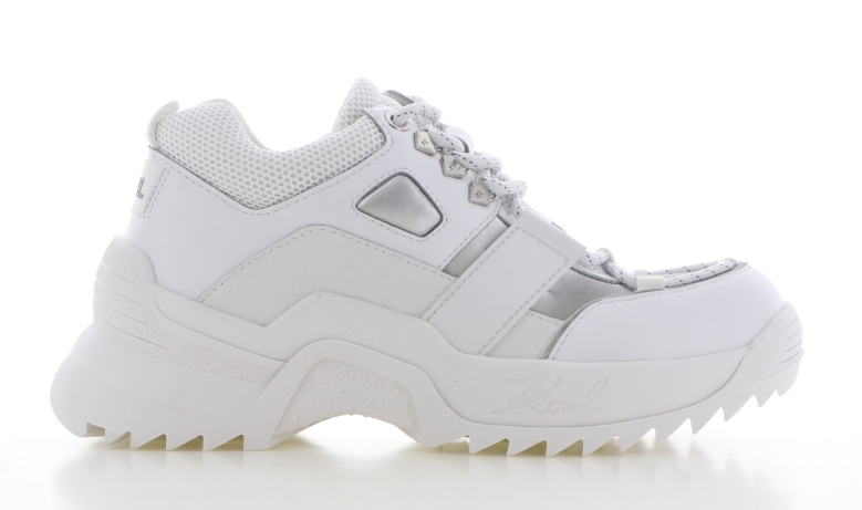 Karl Lagerfeld Quest Hiker Lace Wit Dames