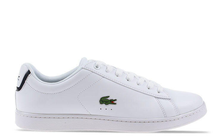 Lacoste Carnarby Bl Wit Heren