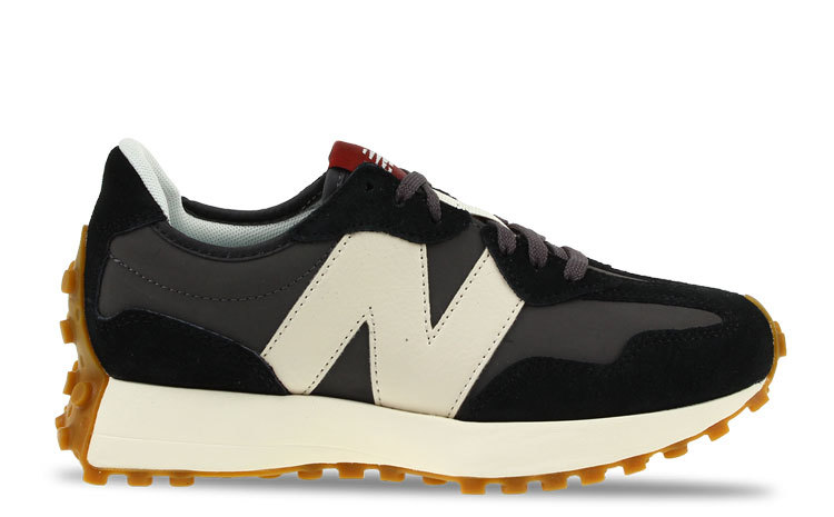 New Balance 327 Zwart Dames