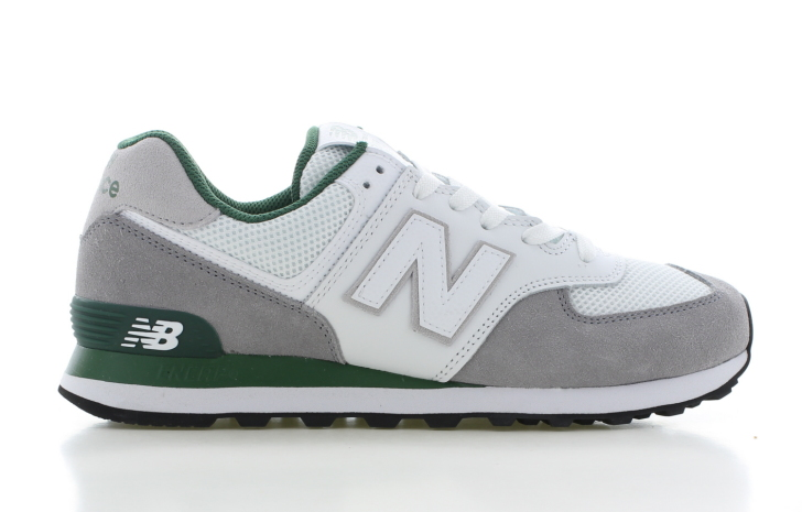 New Balance 574 Groen/Wit Heren