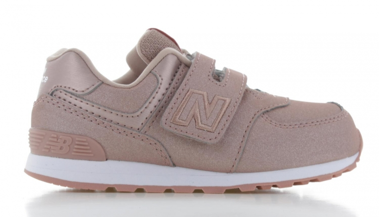 New Balance 574 Zalmroze Peuters