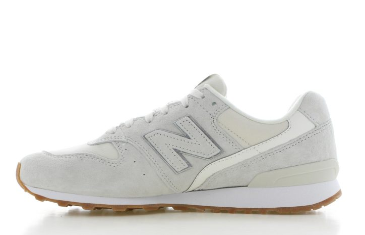 New Balance 996 Gebroken Wit Dames
