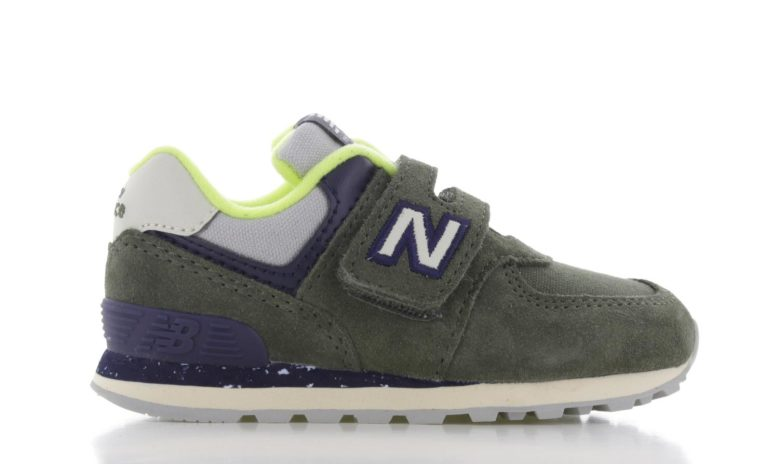 New Balance IV574 Groen Peuters
