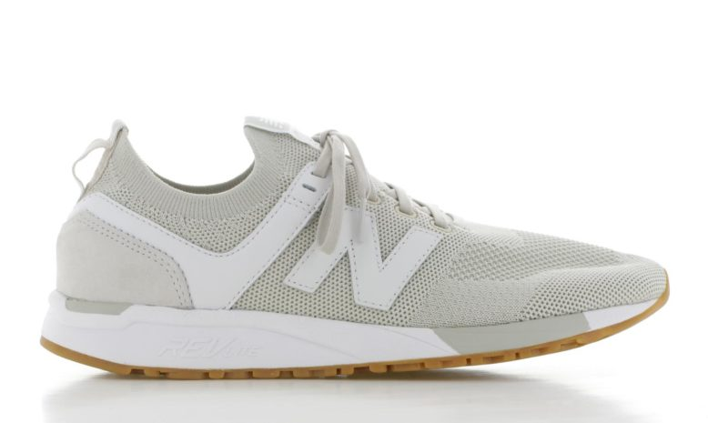 New Balance MRL247DX Beige/Wit Heren