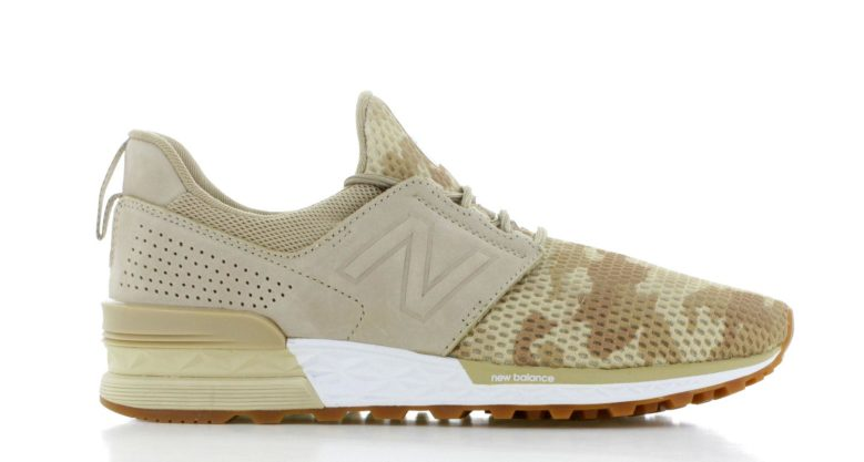 New Balance MS574 DCB Beige Heren