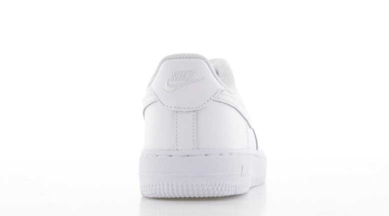 e1fdae12b38 Nike Air Force Low 1 Wit Kinderen   314193-117   Sneakers.nl