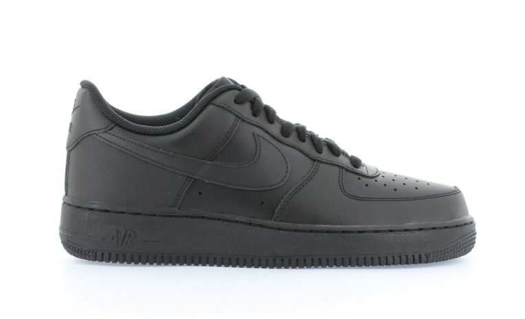 new style 0deeb f2e5d Nike Air Force 1 Low Zwart Heren | 315122-001 | Sneakers.nl